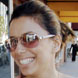 Ева Лангория в солнцезащитных очках Chrome Hearts Red Riot
