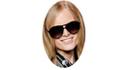 Модные солнцезащитные очки Anna Sui 2010
