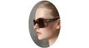 Модные солнцезащитные очки Dolce & Gabbana 2010