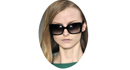 Модные солнцезащитные очки Valentino 2010
