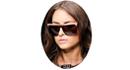 Модные солнцезащитные очки Versace 2010