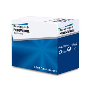 Контактные линзы PureVision – зрение с высоким разрешением