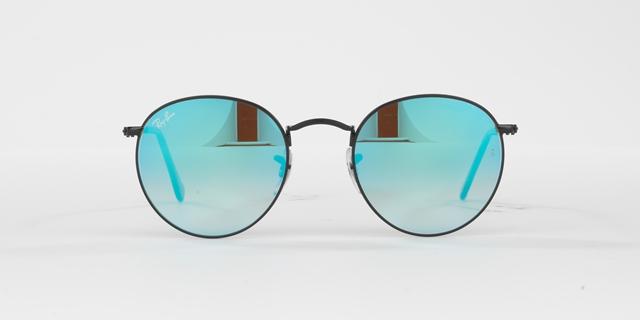 Новая коллекция солнцезащитных оправ Ray-Ban FLASH GRADIENT