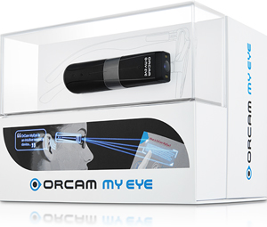 Израильская компания OrCam Technologies выпустила усовершенствованную версию мобильного устройства OrCam MyEye 2.0 для слабовидящих