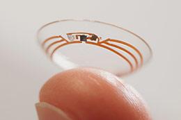 Компании Google и Alcon планируют выпустить новые Smart контак...